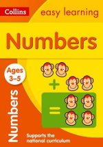 Numbers Ages 3-5