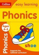 Phonics Ages 4-5