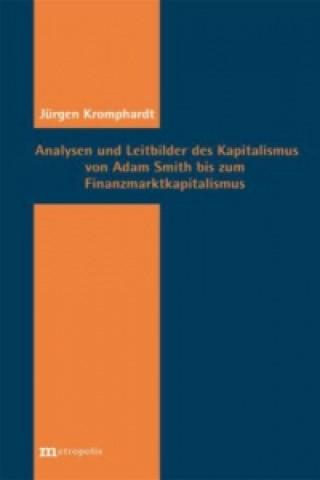 Analysen und Leitbilder des Kapitalismus von Adam Smith bis zum Finanzkapitalismus