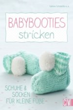 Babybooties stricken