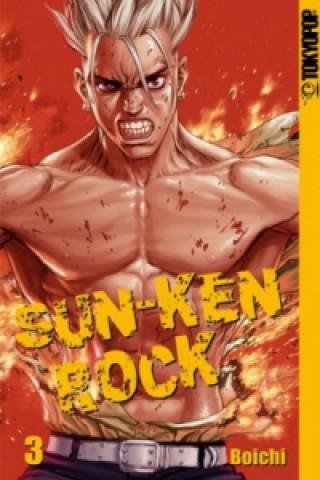Sun-Ken Rock. Bd.3