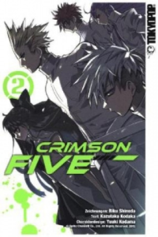 Crimson Five. Bd.2