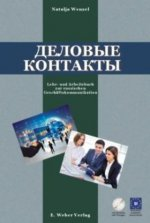 Djelovye kontakty - Businesskontakte Russisch, m. CD-ROM