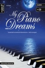 My Piano Dreams, m. Audio-CD