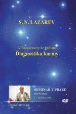 Seminář v Praze 17.8. 2013 - DVD (Diagnostika karmy)