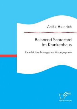 Balanced Scorecard Im Krankenhaus