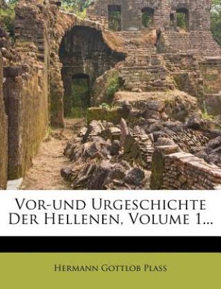 Geschichte des alten Griechenlands, Erster Band