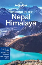 Lonely Planet Nepal Himalaya Trekking