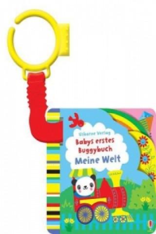 Babys erstes Buggybuch: Meine Welt