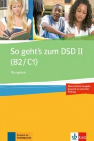 So geht's zum DSD - Ubungsbuch