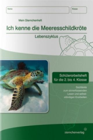 Ich kenne die Meeresschildkröte - Lebenszyklus