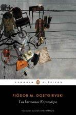 Los hermanos Karamazov. Die Brüder Karamasow, spanische Ausgabe