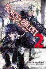 Black Bullet, Vol. 2 (light novel)