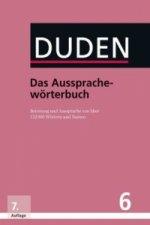 Duden - Das Aussprachewörterbuch