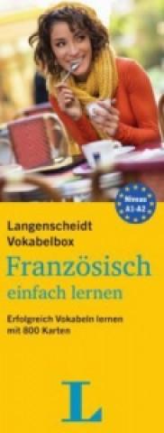 Langenscheidt Vokabelbox Französisch einfach lernen