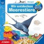 Wir entdecken Meerestiere, Audio-CD