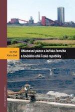 Uhlonosné pánve a ložiska černého a hnědého uhlí České republiky