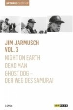 Jim Jarmusch, 3 DVDs. Vol.2