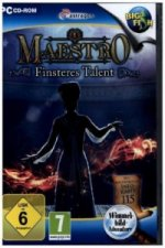 Maestro, Finsteres Talent, 1 CD-ROM
