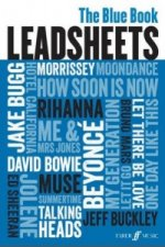 Leadsheets (Blue Book) (Melody, Chords and Lyrics)