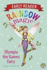 Rainbow Magic Early Reader: Olympia the Games Fairy