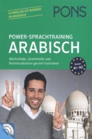 PONS Power-Sprachtraining Arabisch Audio+MP3-CD