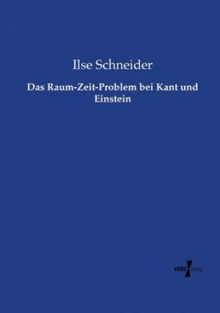 Das Raum-Zeit-Problem bei Kant und Einstein