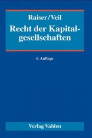 Recht der Kapitalgesellschaften