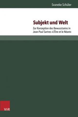 Subjekt und Welt