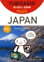 Yubisashi Mini Japanese Food Phrasebook