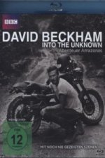 David Beckham Into The Unknown, Blu-ray