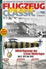 Militärflugzeuge des Ersten Weltkriegs, Teil 2 (1917-1918)
