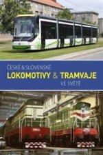 České & slovenské lokomotivy & tramvaje ve světě