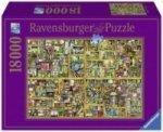 Magisches Bücherregal XXL (Puzzle)