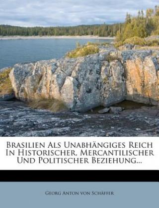 Brasilien Als Unabhängiges Reich In Historischer, Mercantilischer Und Politischer Beziehung