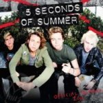 Official 5 Seconds of Summer 2016 Square Calendar