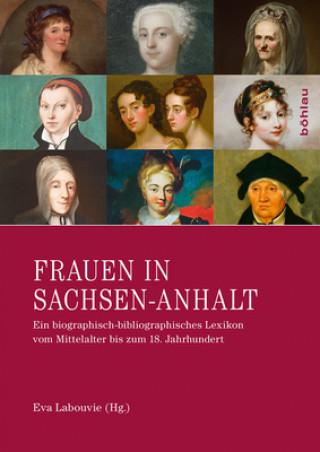 Frauen in Sachsen-Anhalt. Bd.1