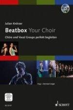 Beatbox Your Choir, m. DVD