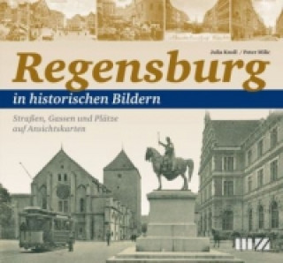 Regensburg in historischen Bildern. Tl.1