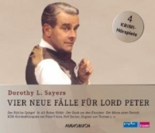 Vier neue Fälle für Lord Peter