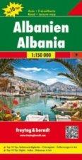 Albania Road Map 1:150 000