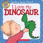 Lovemeez: I Love My Dinosaur