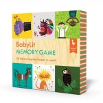 Babylit Memory and Matching Game Box
