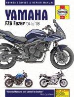Yamaha FZ6 Fazer Motorcycle Repair Manual