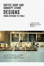Coffe Shop and Concept Store Designs