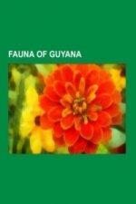Fauna of Guyana
