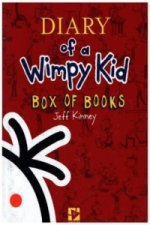 Diary of a Wimpy Kid: Boxed Set, 9 Volumes. Gregs Tagebuch, englische Ausgabe