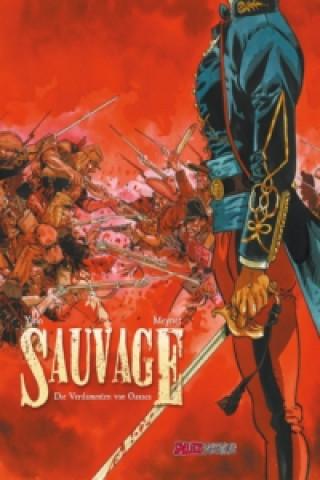 Sauvage - Die Verdammten von Oaxaca, Vorzugsausgabe