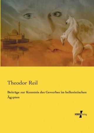 Beitrage zur Kenntnis des Gewerbes im hellenistischen AEgypten