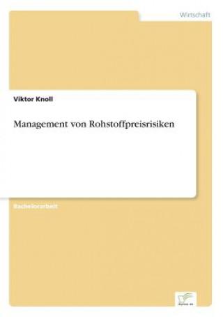 Management Von Rohstoffpreisrisiken